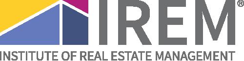 Institute of Real Estate Management 2021 Exhibitor Logo