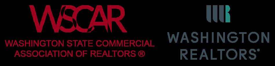Washington REALTORS® and Washington State Commercial 2021 C5 Summit Exhibitor Logo